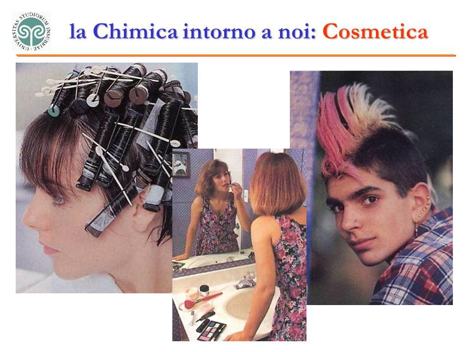la Chimica intorno a noi: Cosmetica