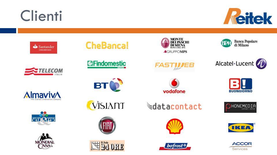 L offerta Reitek Multimedia Customer Care