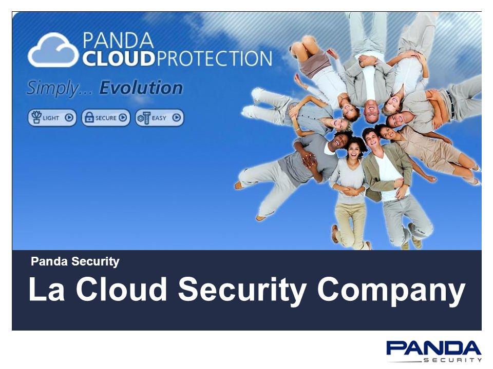 Panda Security La Cloud Security Company