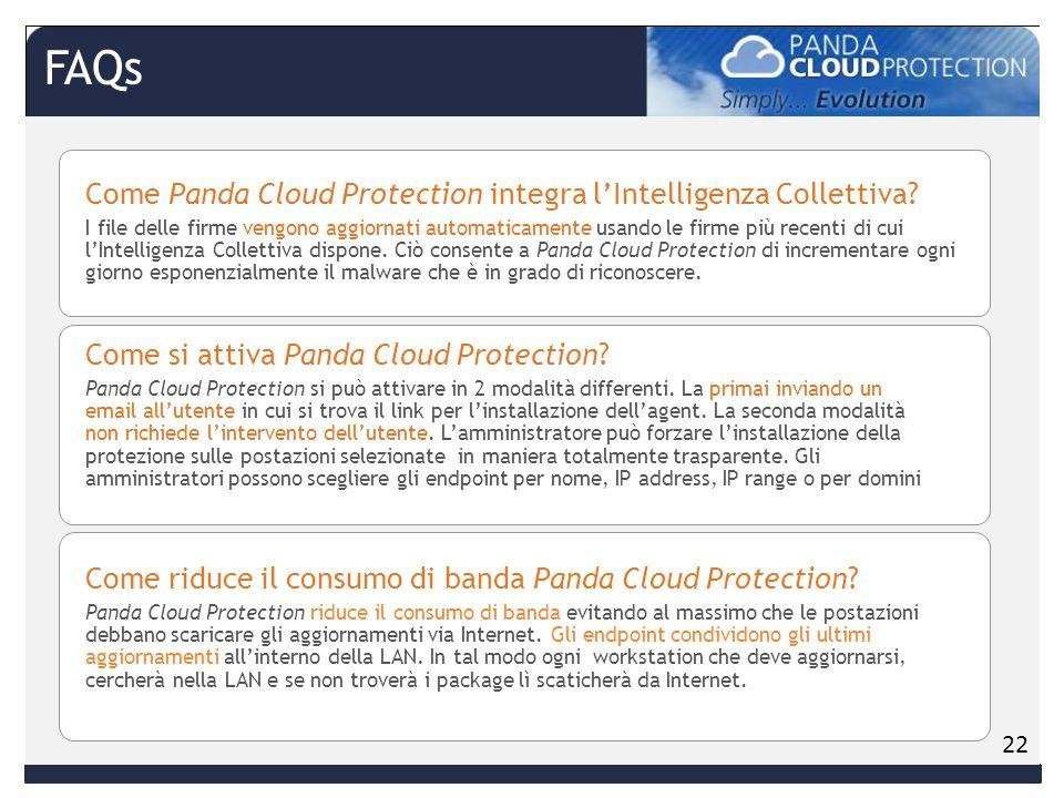 Come Panda Cloud Protection integra lIntelligenza Collettiva.