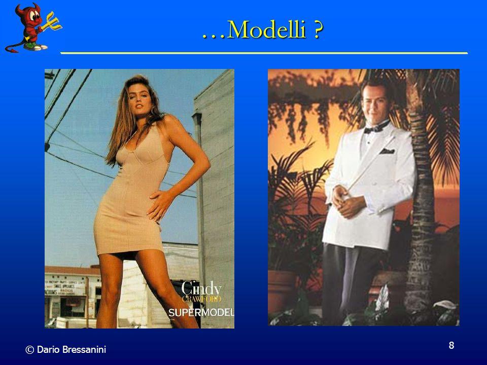 © Dario Bressanini 8 …Modelli ?