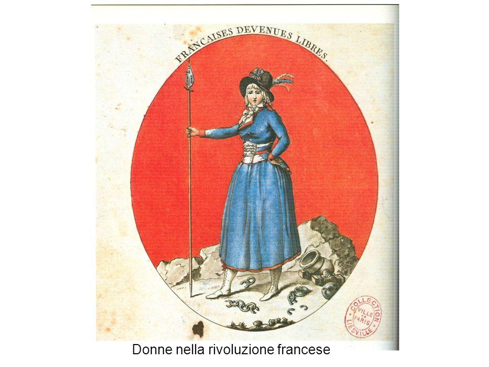 Rivoluzione francese. Club femminile. Preparazione della festa del 14 luglio 1890