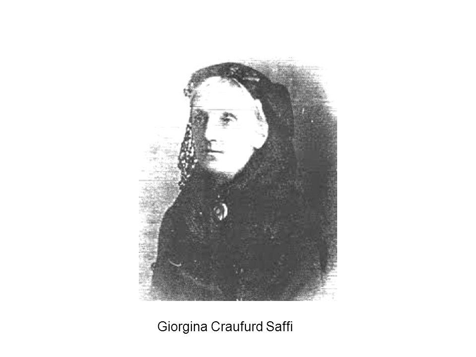 Giorgina Craufurd Saffi
