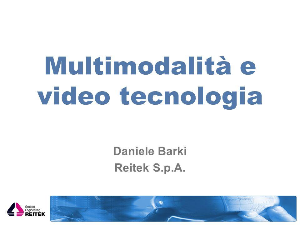 Slide 2 Scenario: Mobile Video LEuropa - Italia in testa - guida gli sviluppi Investimenti estremamente consistenti Oltre 4 milioni di terminali in Italia Opportunità di incremento dei ricavi (ARPU) per gli operatori Telco (Wireline e Wireless) Le applicazioni Video possono cambiare il modo di interagire tra persone con i sistemi automatici