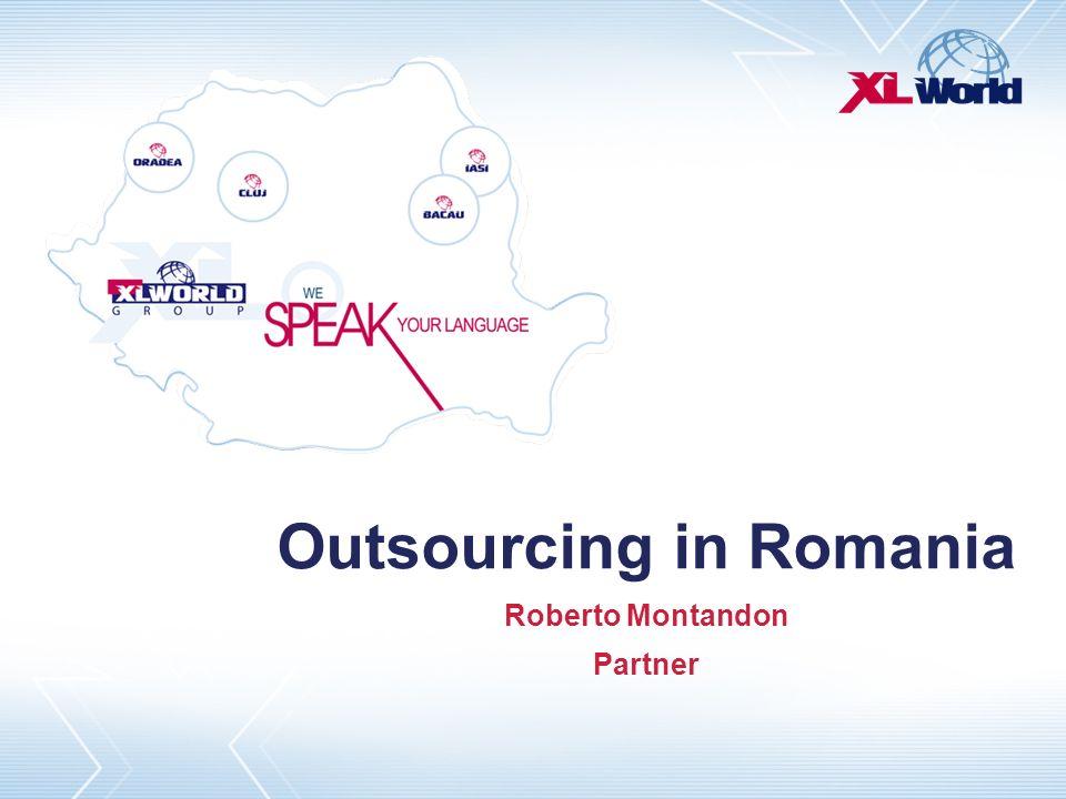 Monitoraggio Call Center in Romania Analizzati 14 outsourcer di call center in Romania Dati preliminari