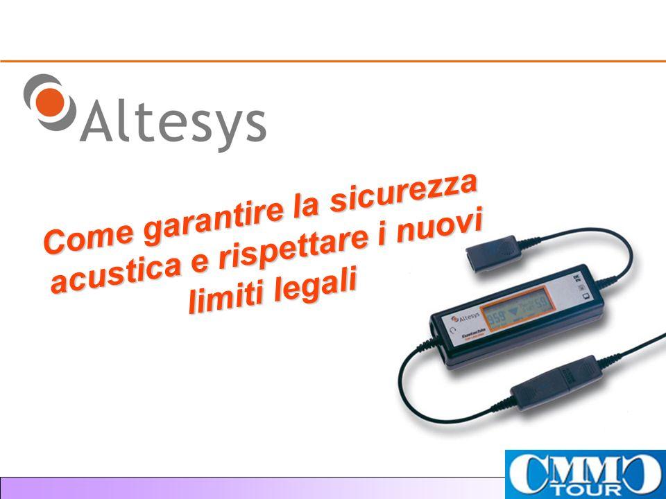 Come garantire la sicurezza acustica e rispettare i nuovi limiti legali