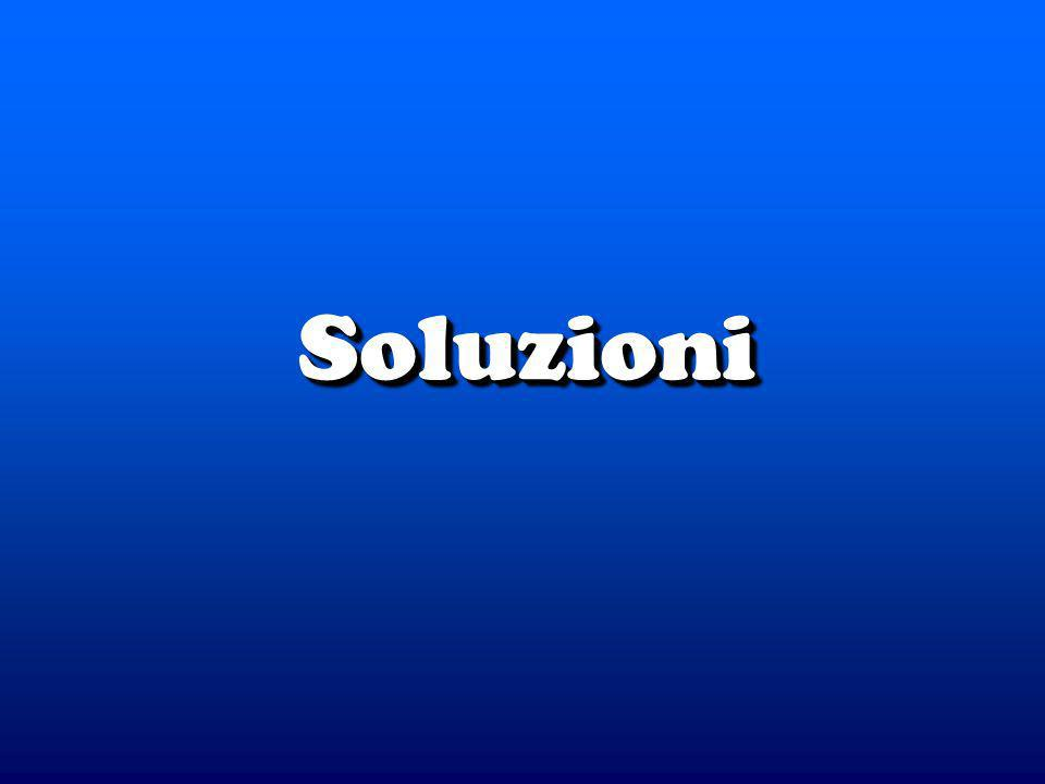 SoluzioniSoluzioni