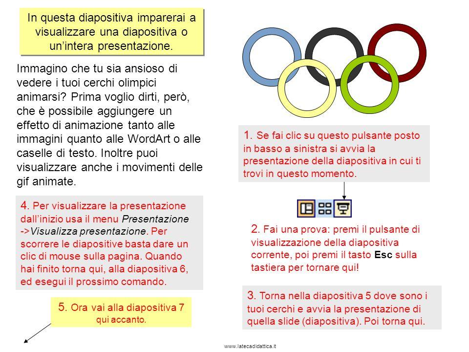 www.latecadidattica.it In questa diapositiva imparerai a inserire nuove diapositive e a salvare con nome.