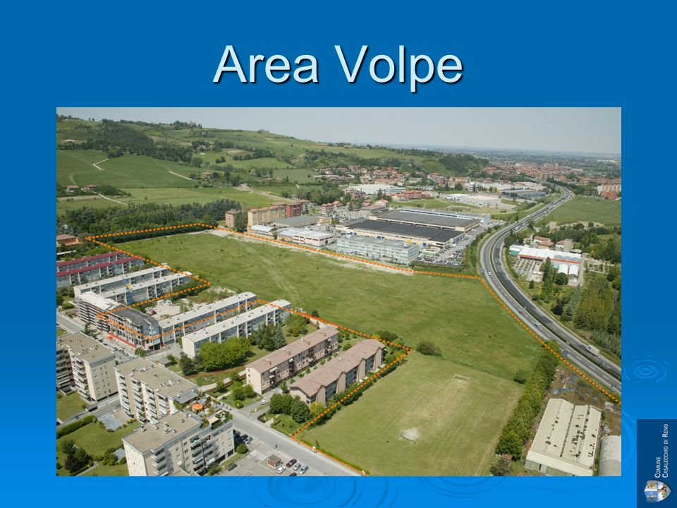 Area Volpe