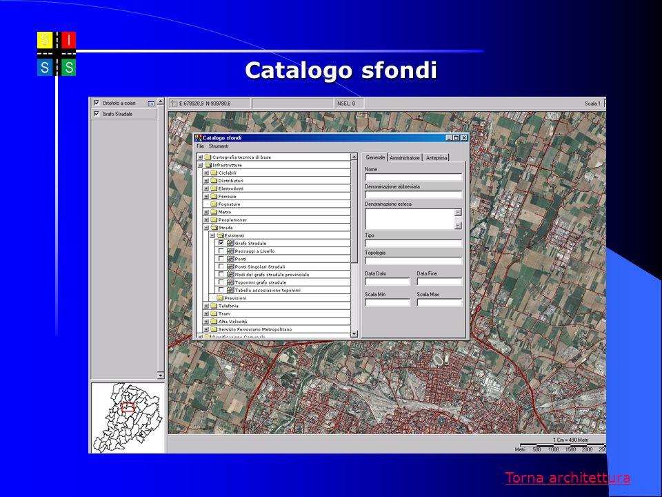 Catasto Strade Archivio di informazioni Strumento di gestione Supporto alla programmazione