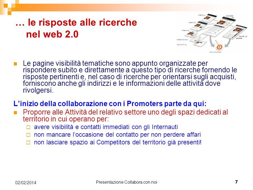 Presentazione Collabora con noi 28 02/02/2014 Collaborazione con il Telemarketing Un consiglio a chi vuole collaborare con il Telemarketing.