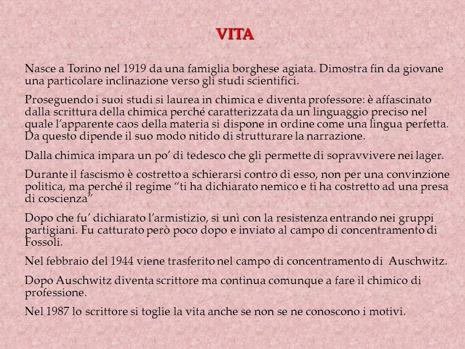 Nasce a Torino nel 1919 da una famiglia borghese agiata. Dimostra fin da giovane una particolare inclinazione verso gli studi scientifici. Proseguendo