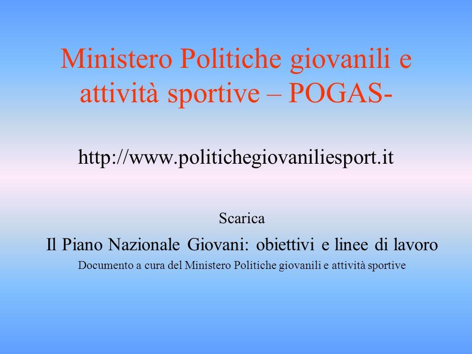 Il Coordinamento e lo sviluppo delle politiche giovanili a scala provinciale per Bologna La nostra proposta: Gli obiettivi Il metodo di lavoro