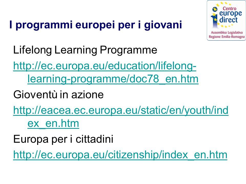 Europa per i cittadini Base legale: Decisione 1904/2006/CE Il programma mira a promuovere la cittadinanza europea attiva attraverso il coinvolgimento dei cittadini e delle organizzazioni della società civile