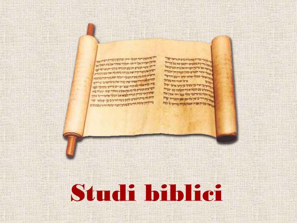 Al Sinai (Es 19) Poi il popolo si rimise in marcia...