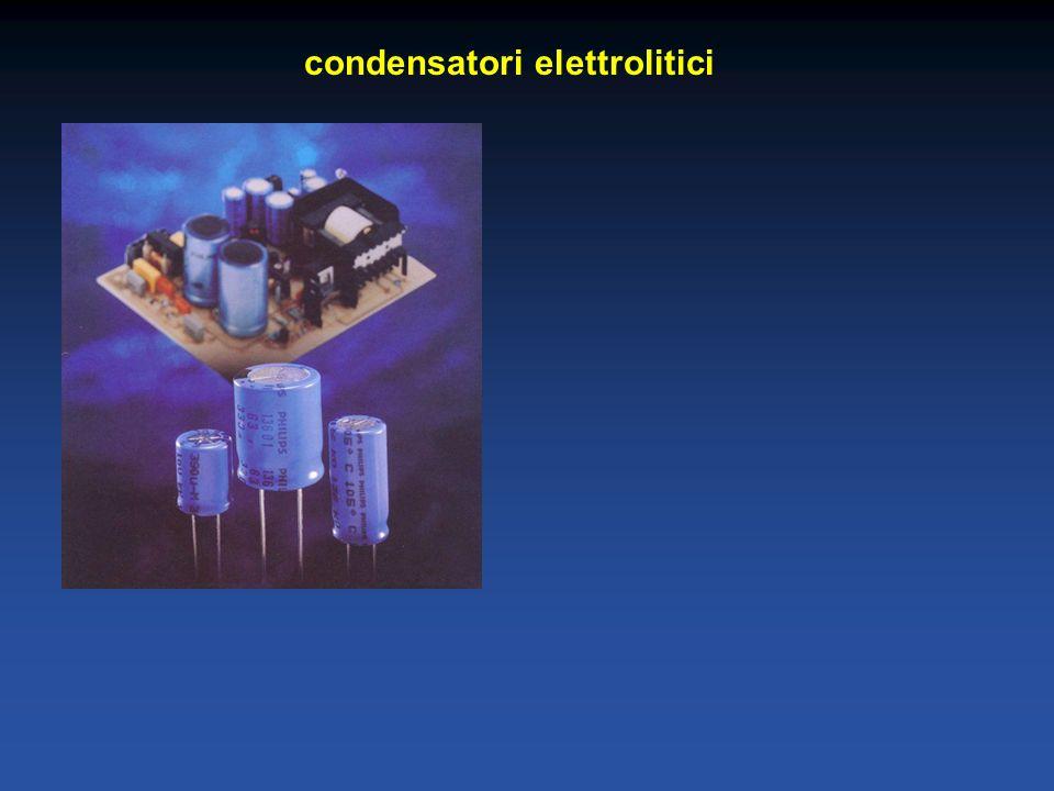 condensatori elettrolitici