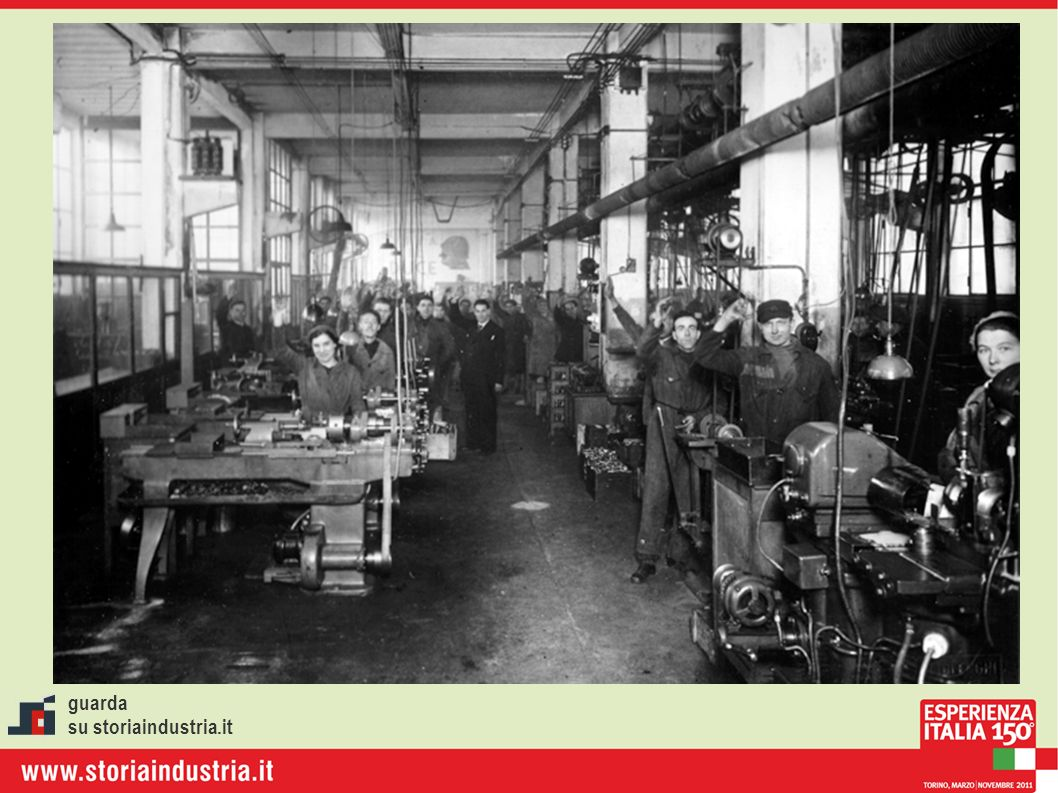 Identità e lavoro guarda su storiaindustria.it