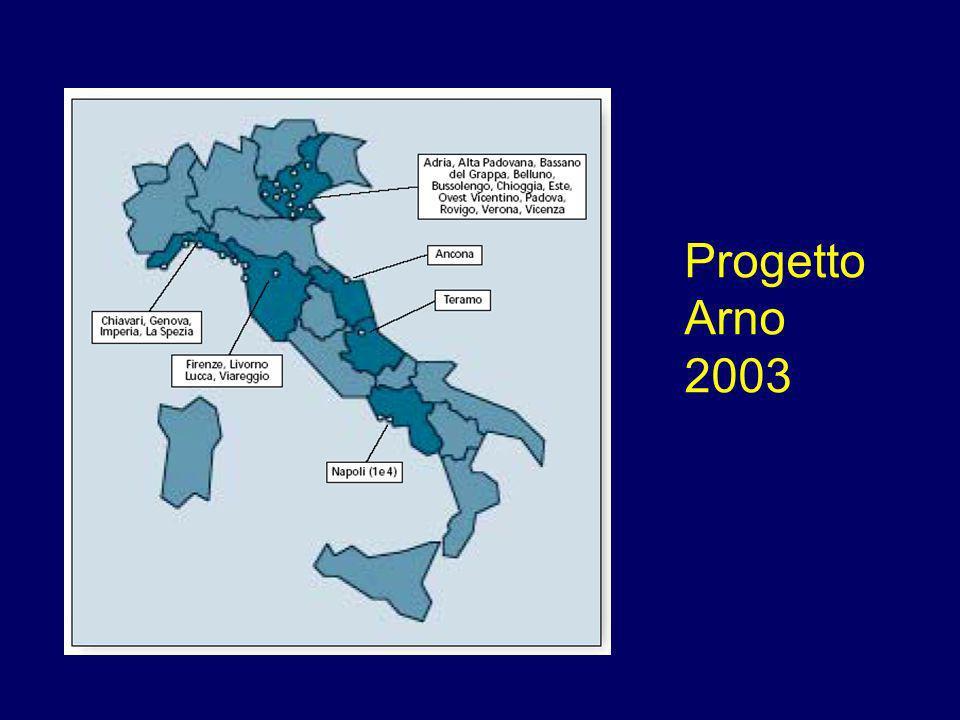 Progetto Arno 2003