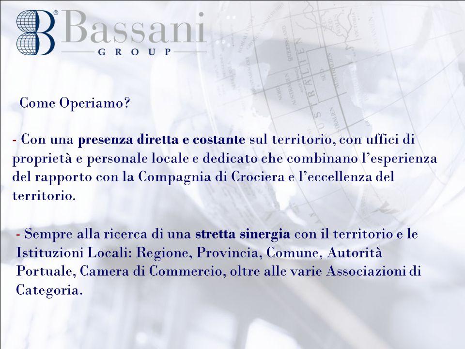 Grazie alla stretta collaborazione con tutte le realtà locali (istituzionali e non), il 24 agosto 2010 viene inaugurato a Porto Corsini il primo terminal interamente dedicato al traffico crocieristico con un investimento da parte dellAutorità Portuale di quasi 50 milioni di euro.