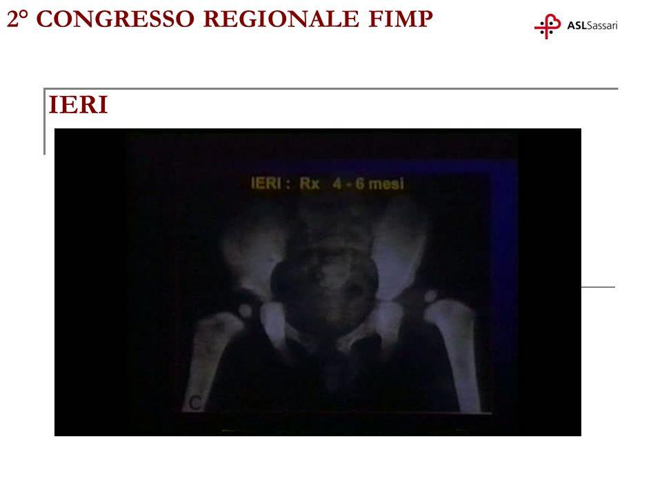 2° CONGRESSO REGIONALE FIMP IERI