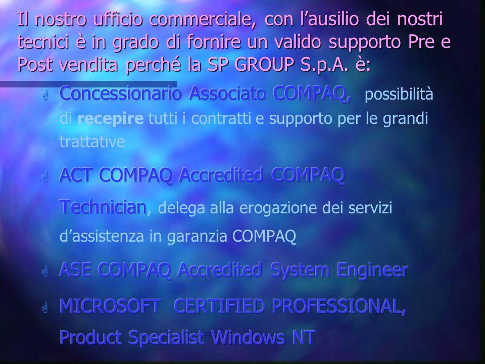 KNOW-HOW tecnico KNOW-HOW tecnico Lo staff tecnico della SP GROUP S.p.A. è costituito da Progettisti e Sistemisti che hanno maturato esperienze decenn