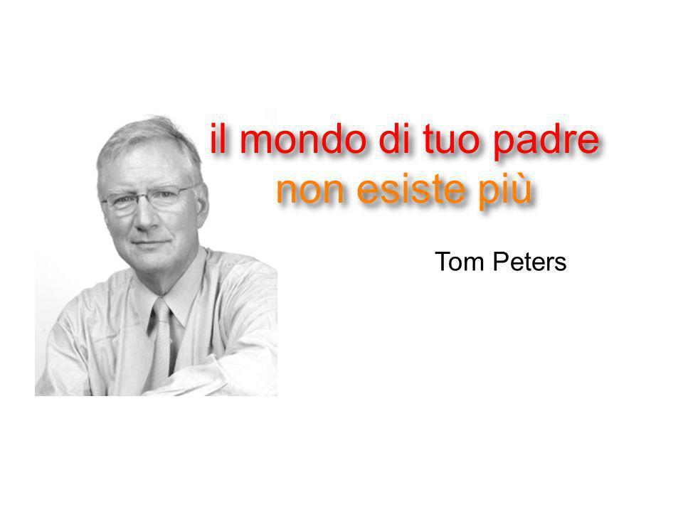 il mondo di tuo padre non esiste più il mondo di tuo padre non esiste più Tom Peters