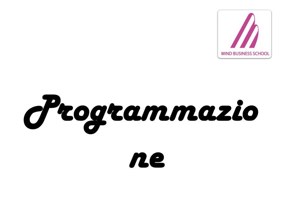 Programmazio ne