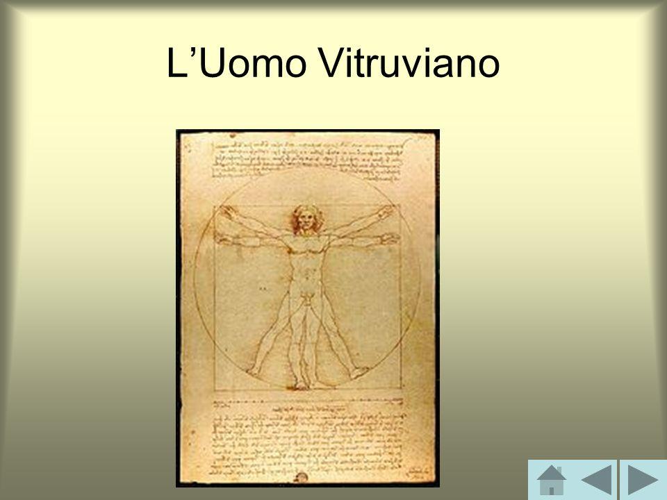 LUomo Vitruviano