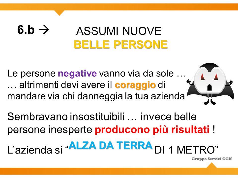 BELLE PERSONE ASSUMI NUOVE BELLE PERSONE Le persone negative vanno via da sole … coraggio … altrimenti devi avere il coraggio di mandare via chi danne