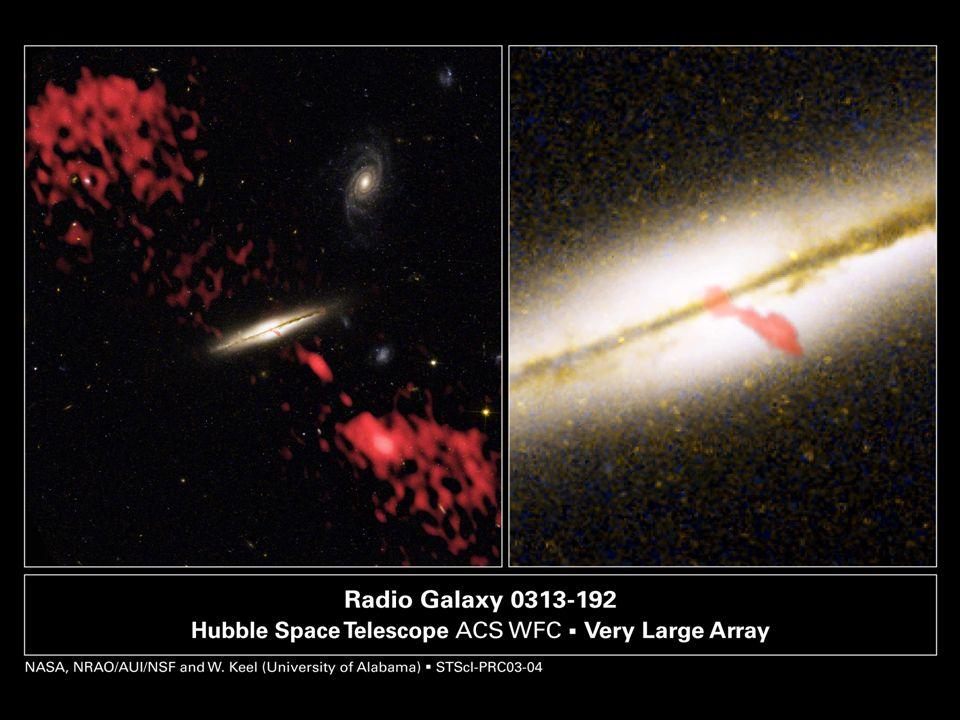 Radio Galaxy 0313-192