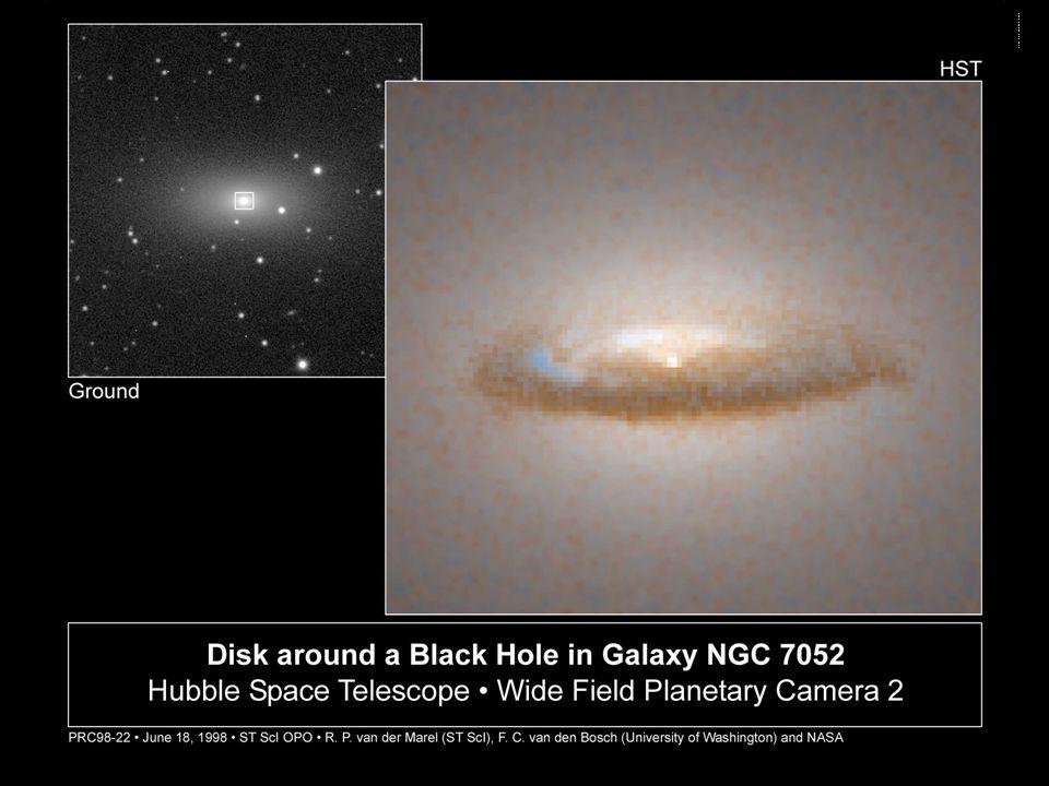 disk around NGC 7052disk around NGC 7052