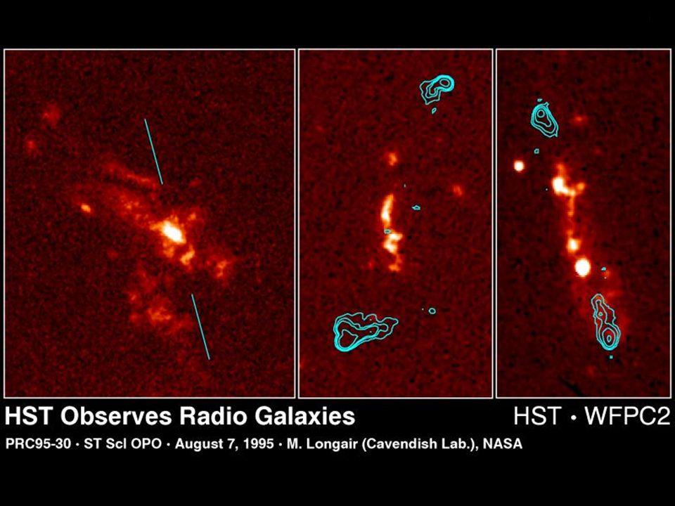 radio galaxiesradio galaxies