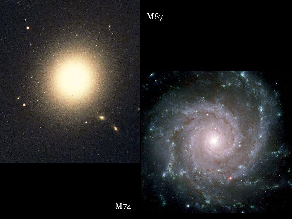 M87 M74