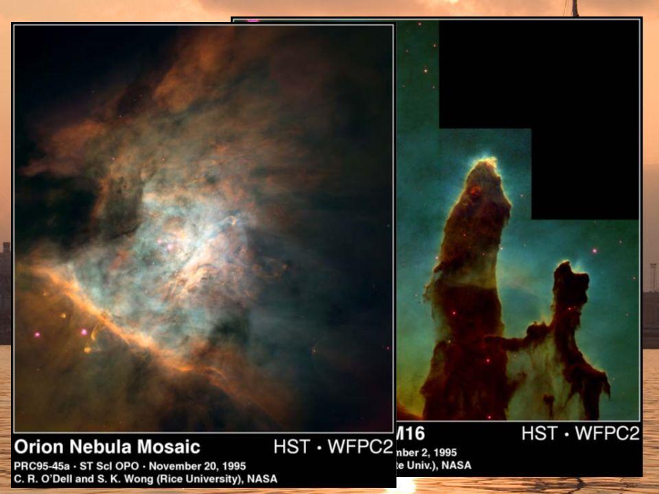 Un volo nella nebulosa di Orione