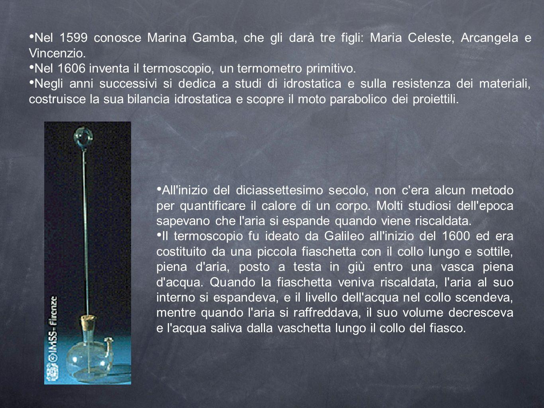 Nel Dialogo intorno a Due Nuove Scienze , Galileo affronta il problema del moto dei proiettili.