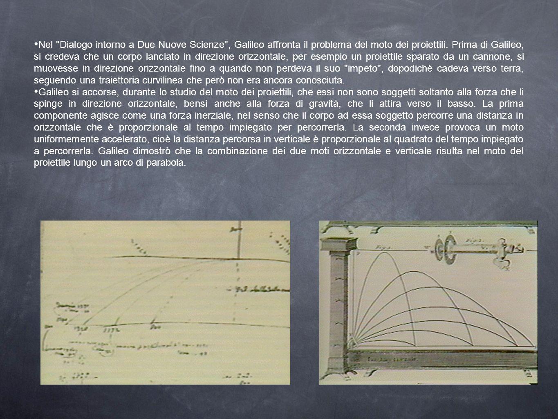 Nel 1609, mentre Keplero pubblica la sua Nuova astronomia , che contiene le prime due leggi del moto planetario, Galileo comincia ad interessarsi ad un nuovo strumento, costruito in Olanda: il telescopio.