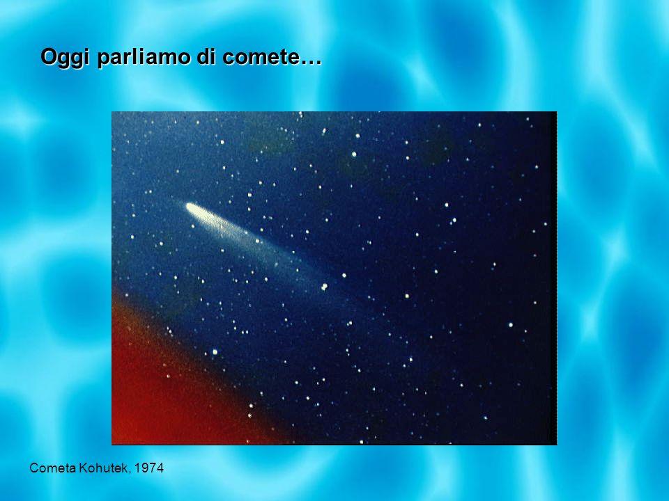 Oggi parliamo di comete… Cometa Kohutek, 1974