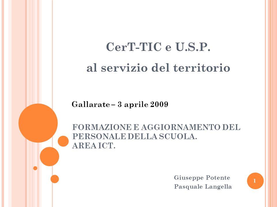 2 AMBITI DINTERVENTO indicati dall Ufficio Scolastico Regionale Utilizzo didattico delle nuove tecnologie, con particolare riguardo alle LIM.