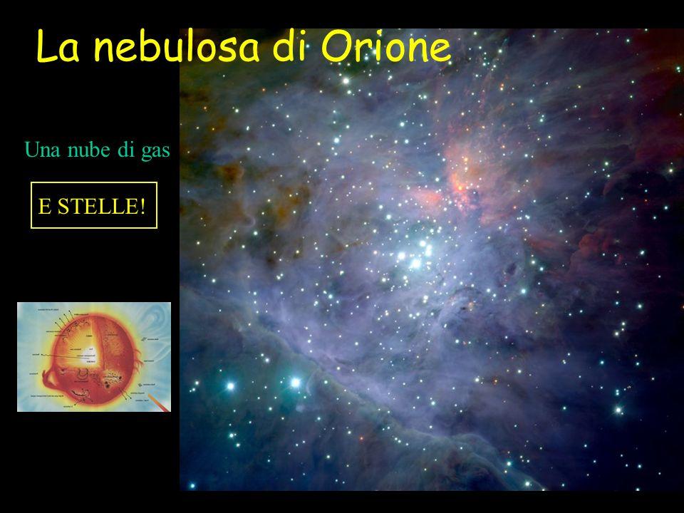 Rimane qualcosa.Oppure potrebbe rimanere il più strano oggetto nella galassia a) un BUCO NERO.