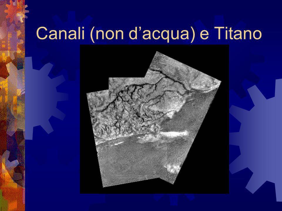Canali (non dacqua) e Titano