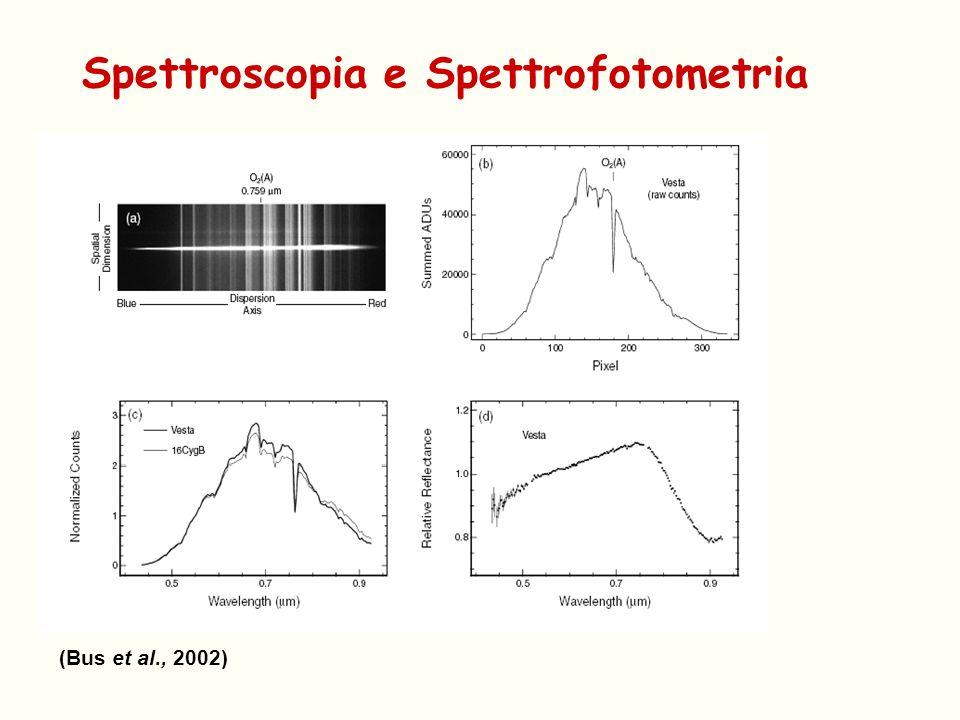 Spettroscopia e Spettrofotometria (Bus et al., 2002)