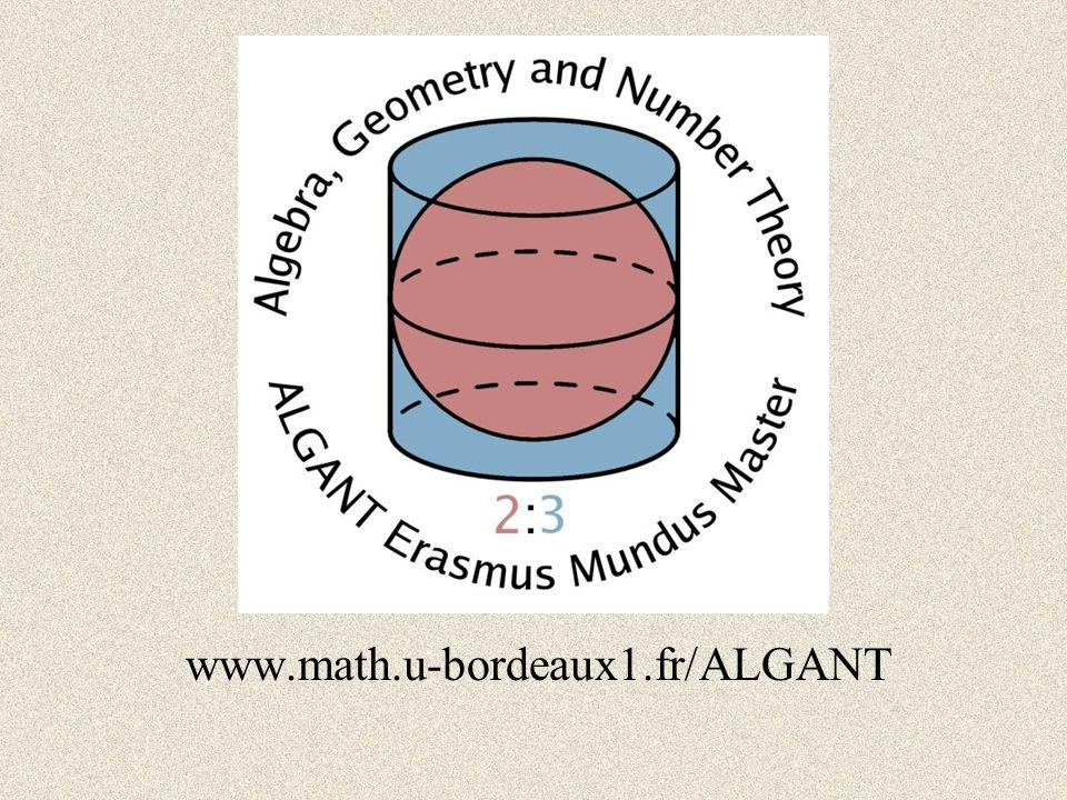 www.math.u-bordeaux1.fr/ALGANT