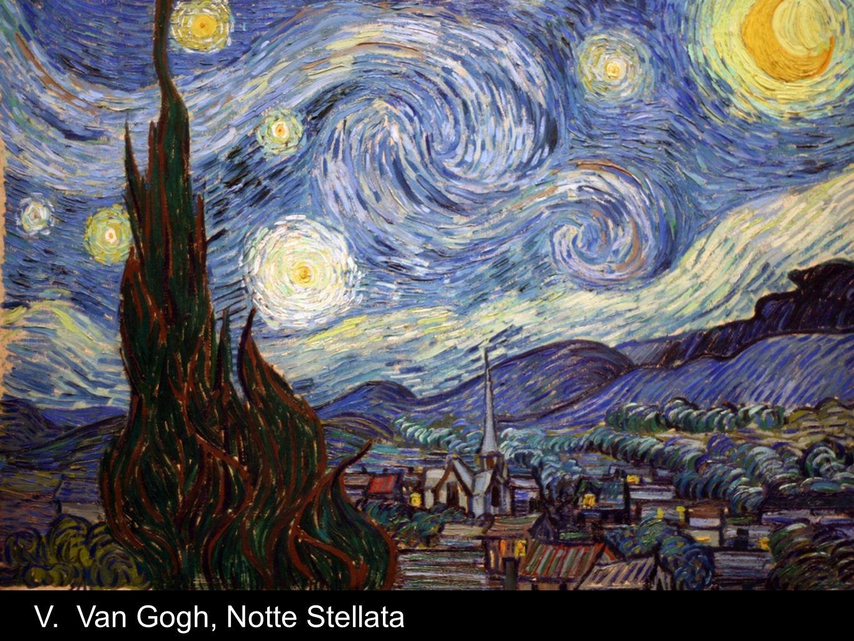 V. Van Gogh, Notte Stellata