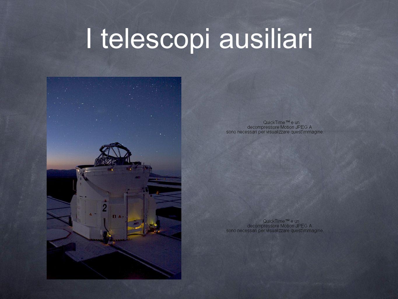 I telescopi ausiliari