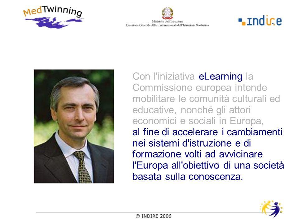 Ruolo delle TIC Se usate correttamente, le Tecnologie dell Informazione e delle Comunicazioni (TIC), possono contribuire in modo significativo alla qualità dell istruzione e della formazione e alla transizione dell Europa verso la società della conoscenza.