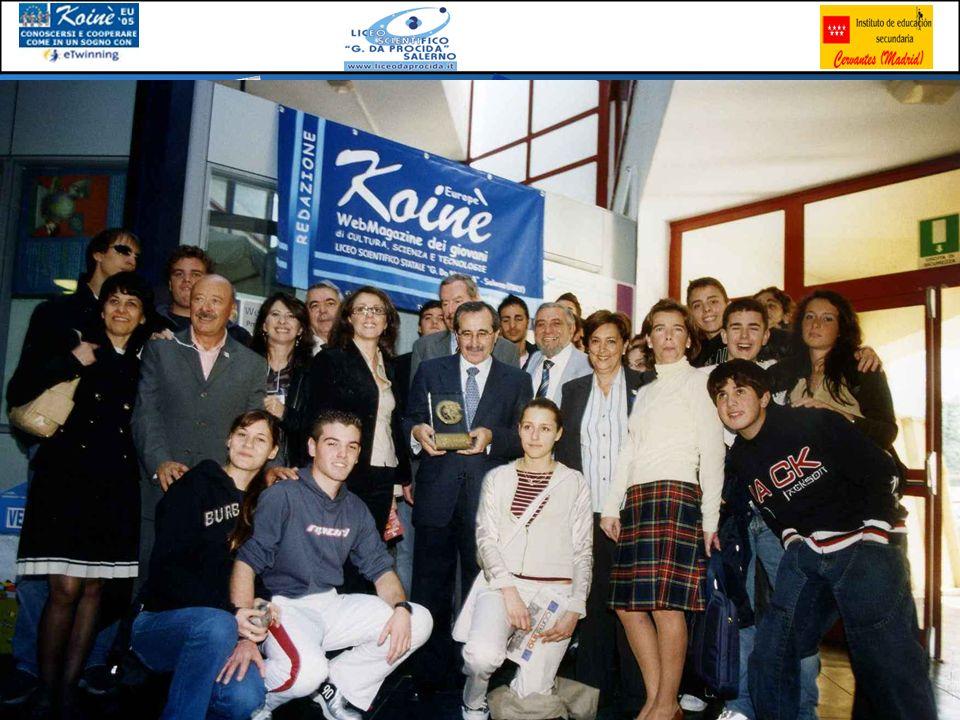 Referente prof. Domenico Cariello Firenze, 7 dicembre 2005 Fotogallery