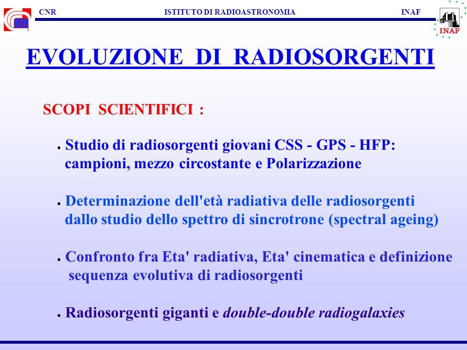 CNR ISTITUTO DI RADIOASTRONOMIA INAF RADIO LOBES XMM Pictor A: Grandi +al. 2003