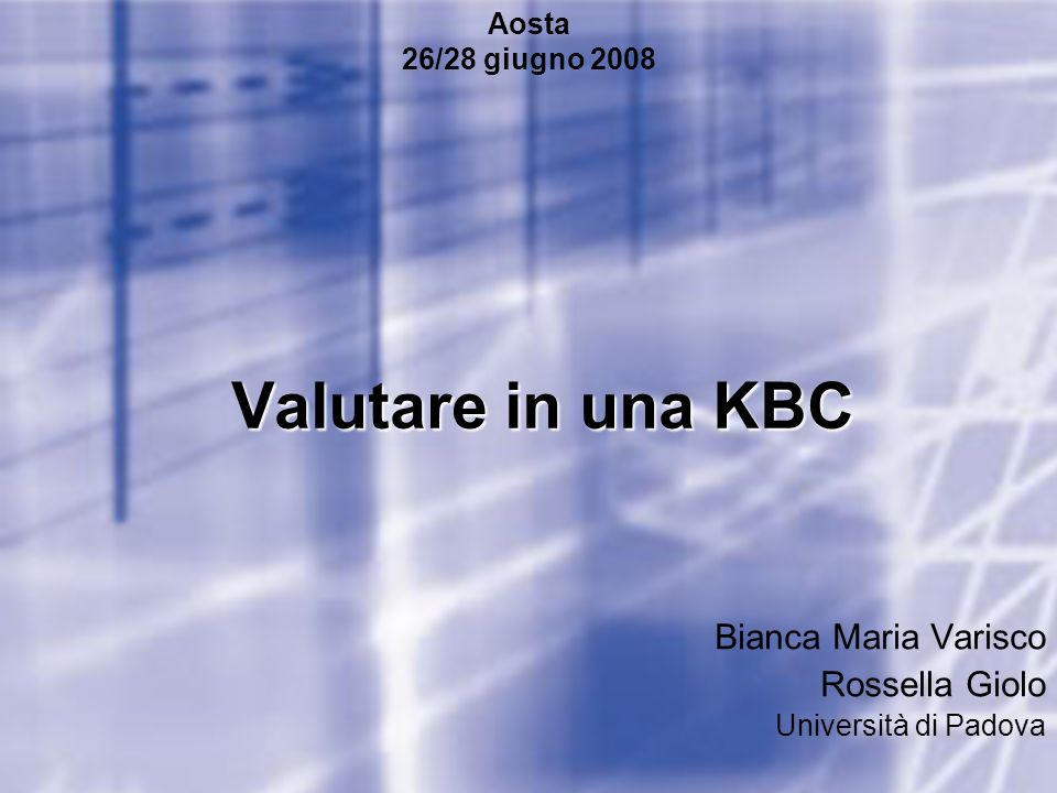 VALUTARE APPRENDIMENTO e COMPETENZE
