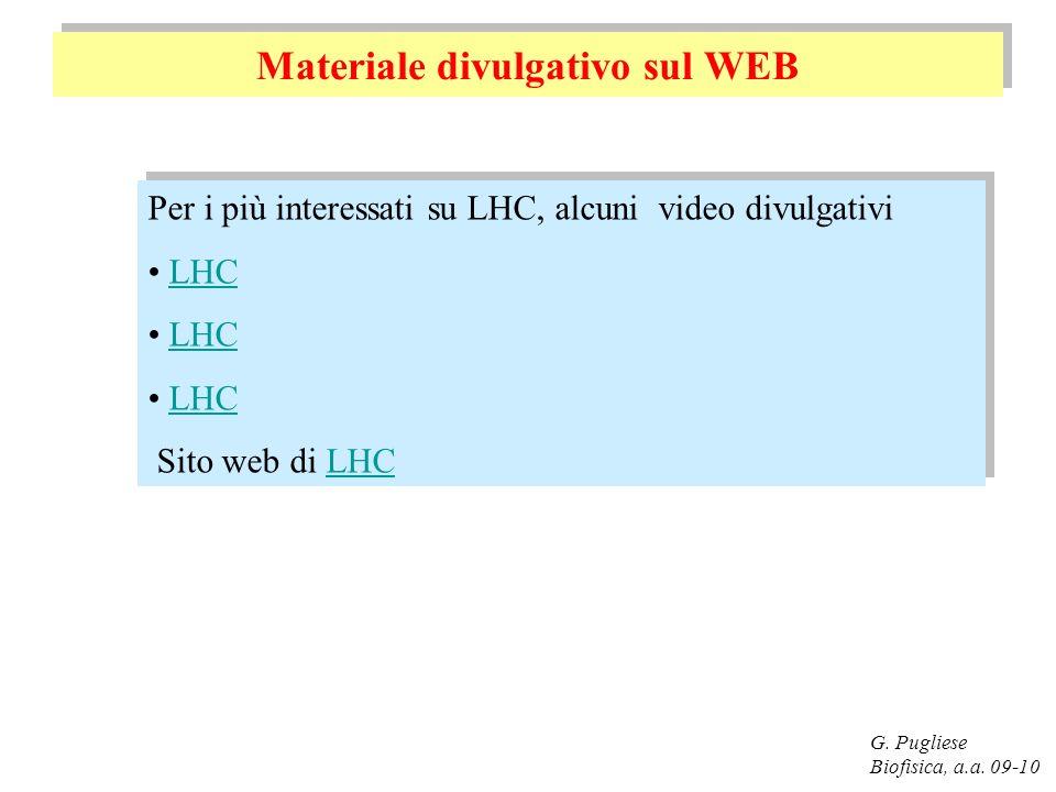G. Pugliese Biofisica, a.a.