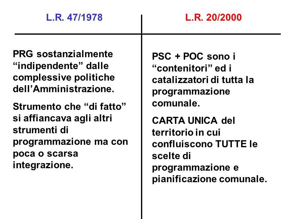 L.R. 47/1978L.R.
